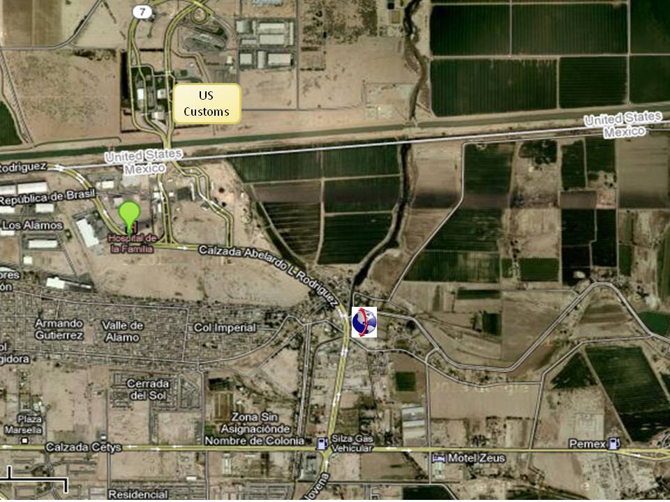 Calexico, CA - R L  Jones Customhouse Brokers, Inc